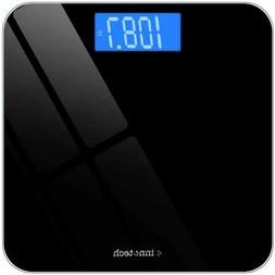 Innotech Digital Bathroom Weight Scale with Easy-to-Read Bac