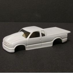 JF HO Scale PMT S10 Pro Mod Truck Resin Slot Car Body - Fits