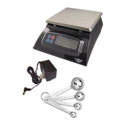 My Weigh KD-7000 Kitchen/Craft Digital Scale  with Spoons an