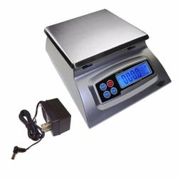 My Weigh KD-7000 Kitchen And Craft Digital Scale, Silver + M