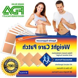 Keto Patch Weight Loss Appetite Control Lose Body Weight Sca