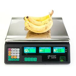 Kitchen Digital Scale 40KG Electronic Commercial Shop Weight
