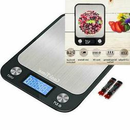 Digital Kitchen/Food Scale Grams and Ounces - Ultra Slim/Mul