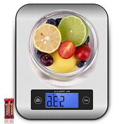 Digital Kitchen Scale Food Scales, CUSIBOX Postage Scale Mul