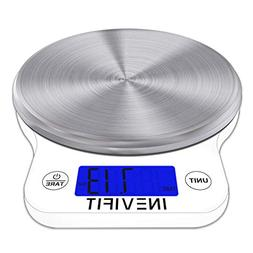 INEVIFIT DIGITAL KITCHEN SCALE, Highly Accurate Multifunctio