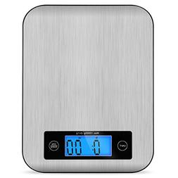 Digital Kitchen Scale Food Scales, TOBOX Postage Scale Multi