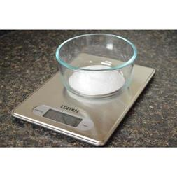 Digital Kitchen Scale LCD Screen Manual Auto Shut Off Smooth