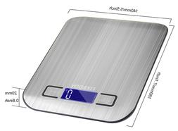 Camry Digital Kitchen Scale Room Temperature and Timer Backl