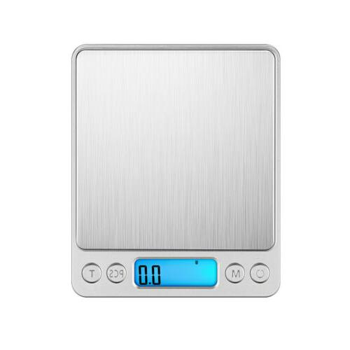 3000g 0.1g Pocket Digital Scale Jewelry Gold Silver Weighing