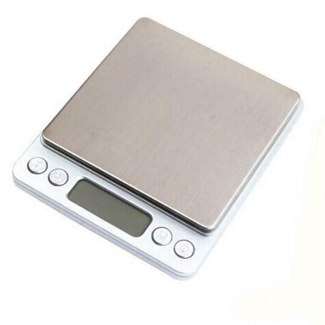 3000g 0.1g Pocket Digital Scale Gold Silver Coin Weighing