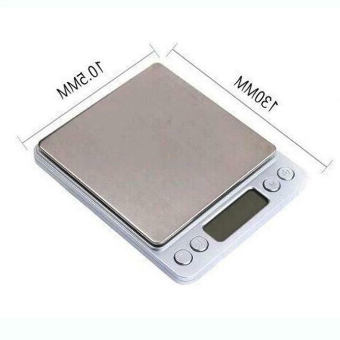 3000g x Pocket Digital Scale Gold Coin Kitchen Weighing