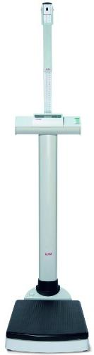 seca 703 - EMR ready column scale with capacity up to 660 po