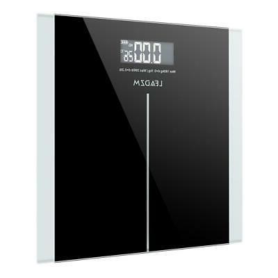 396LB Digital Glass Scale Body Weight Weighing
