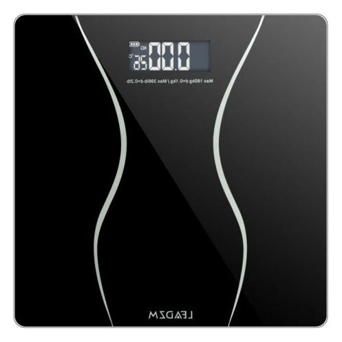 400lb/180KG Bathroom Weight Scales Precision