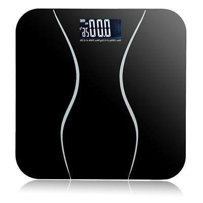 400lb lcd digital bathroom body weight scale