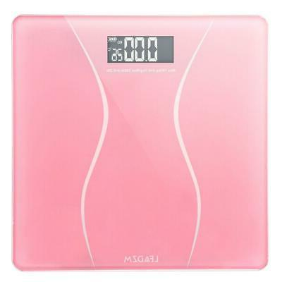 400lb Digital Weight Scale Backlit LCD + AAA Battery