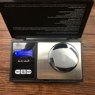500g Precision Digital Scales for Jewelry Weight Electronic Scale