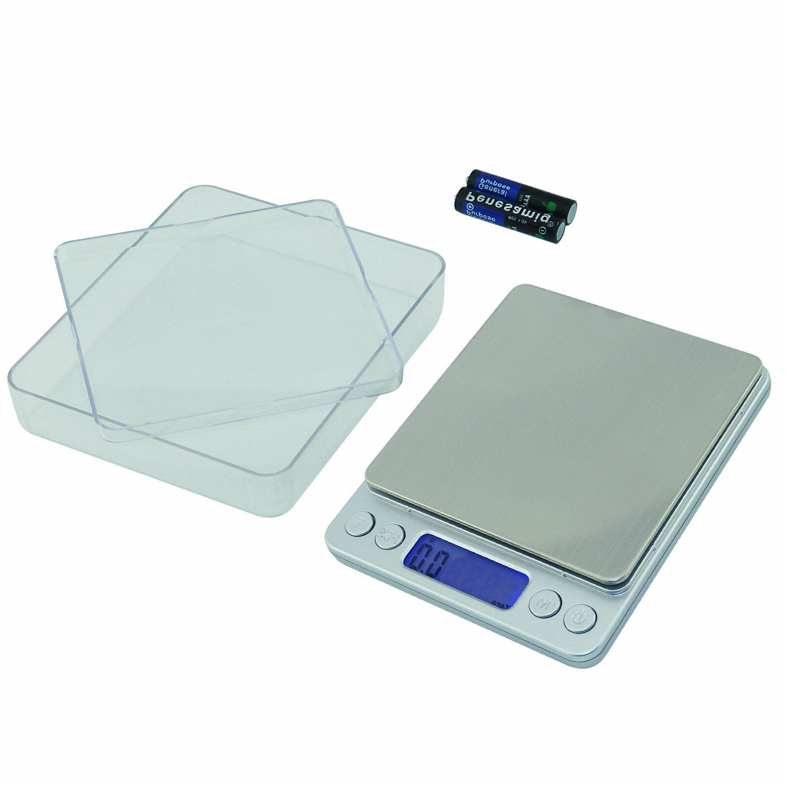 500g LCD Electronic Kitchen Food Weighing