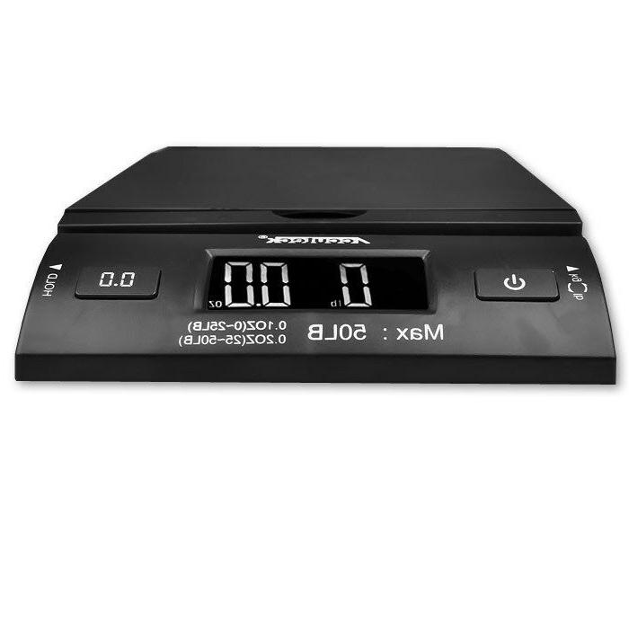 Accuteck 50lbx0.2oz Digital W/AC