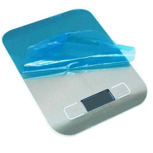 Kitchen Scales Steel Food Scale Weight