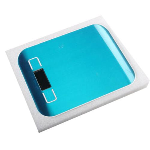5kg Digital Kitchen Stainless Food Scale Weight