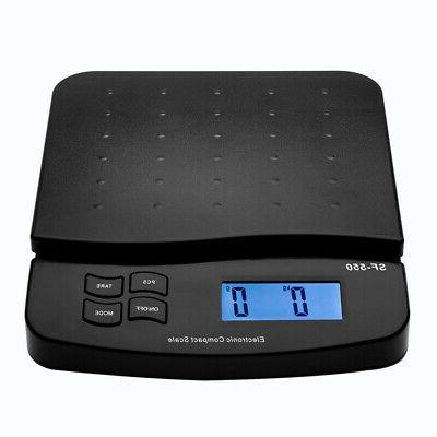 66lb Postal Shipping Scale 30kg Weigh Adapter