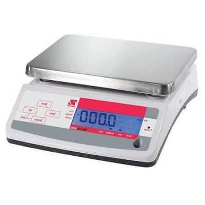 OHAUS 83998128 Digital Compact Bench Scale 33 lb./15kg Capac