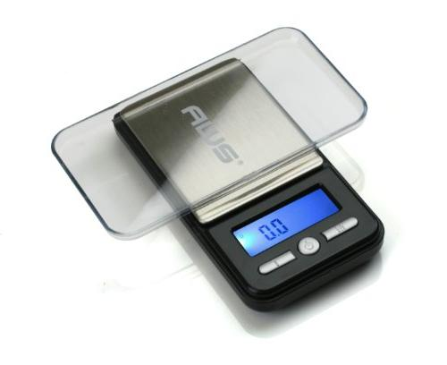 American Weigh Ac-650 Digital Gram Black, 650 G 0.1