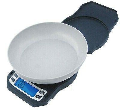 American Weigh Scales LB-3000 Compact Digital Scale with Rem