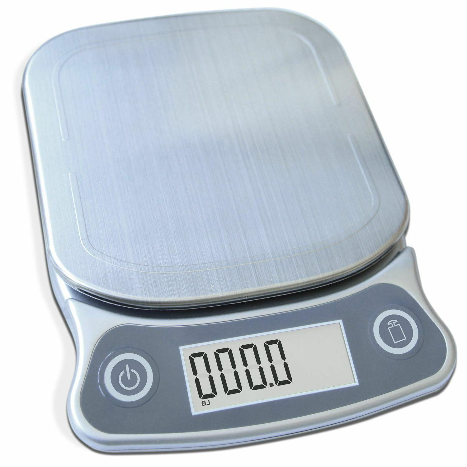 Eatsmart - Precision Elite Digital Kitchen Scale - Stainless