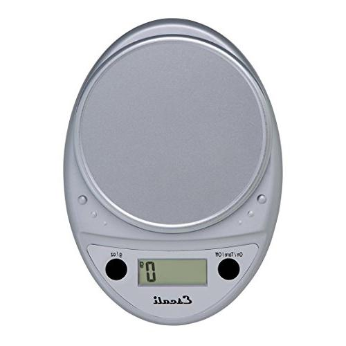 Escali Primo Scale Food Scale for Baking, and Mail Durable ltd. Warranty -