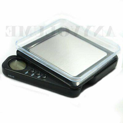 Horizon DBS-100 Digital Pocket Precision Scale, 100 x 0.01 g