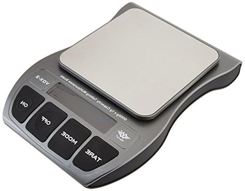 My Weigh SCMVOXEVOL 5000g by 1g Talking Kitchen Scale