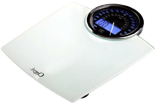 Ozeri lbs Bathroom Scale with Weight Dial gram
