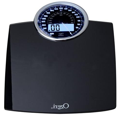 Ozeri Rev Bathroom Weight Dial gram
