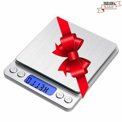 Spirit Digital Kitchen Scale Accuracy Pocket Food Scale Pron