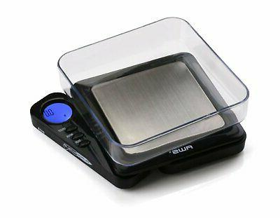 american weight scales blade1kgblk digital pocket scale