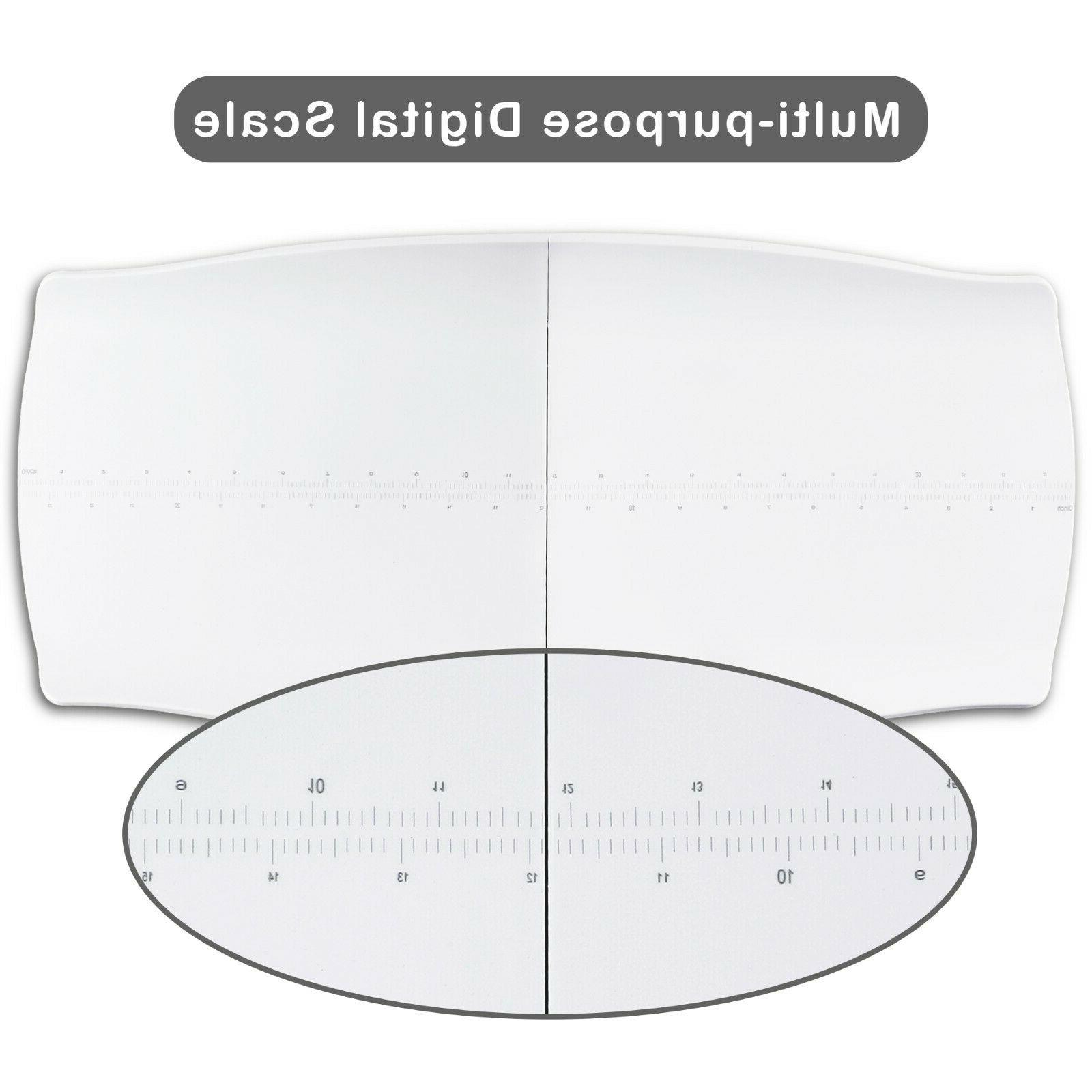 Baby Scale High Accuracy Display Measures Max 220 lbs