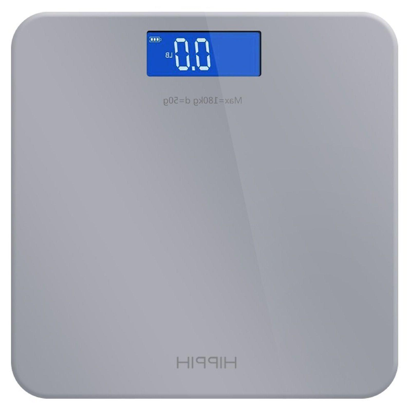 Digital Body Weight Glass Electronic