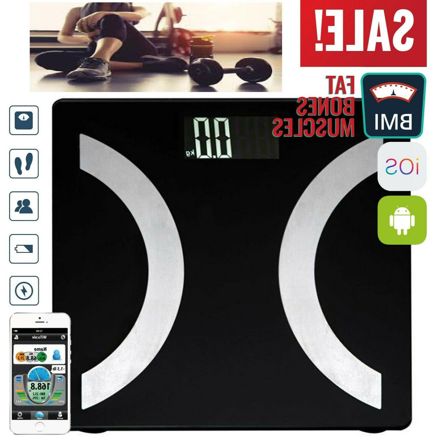 bathroom scales weight scale smart body fat