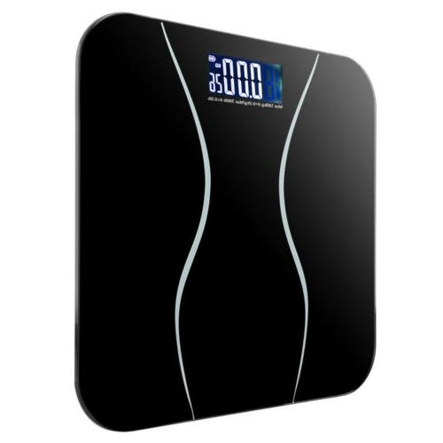 Bathroom Scales Smart Body LCD Electronic