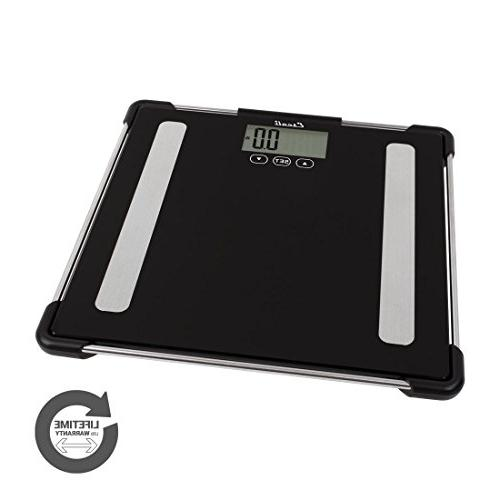 Scale Body for Measuring Weight, Body Fat, Water, Mass Bone - ltd. - BF180 -