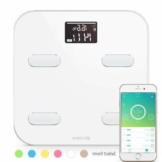 bluetooth 4 0 smart scale and body