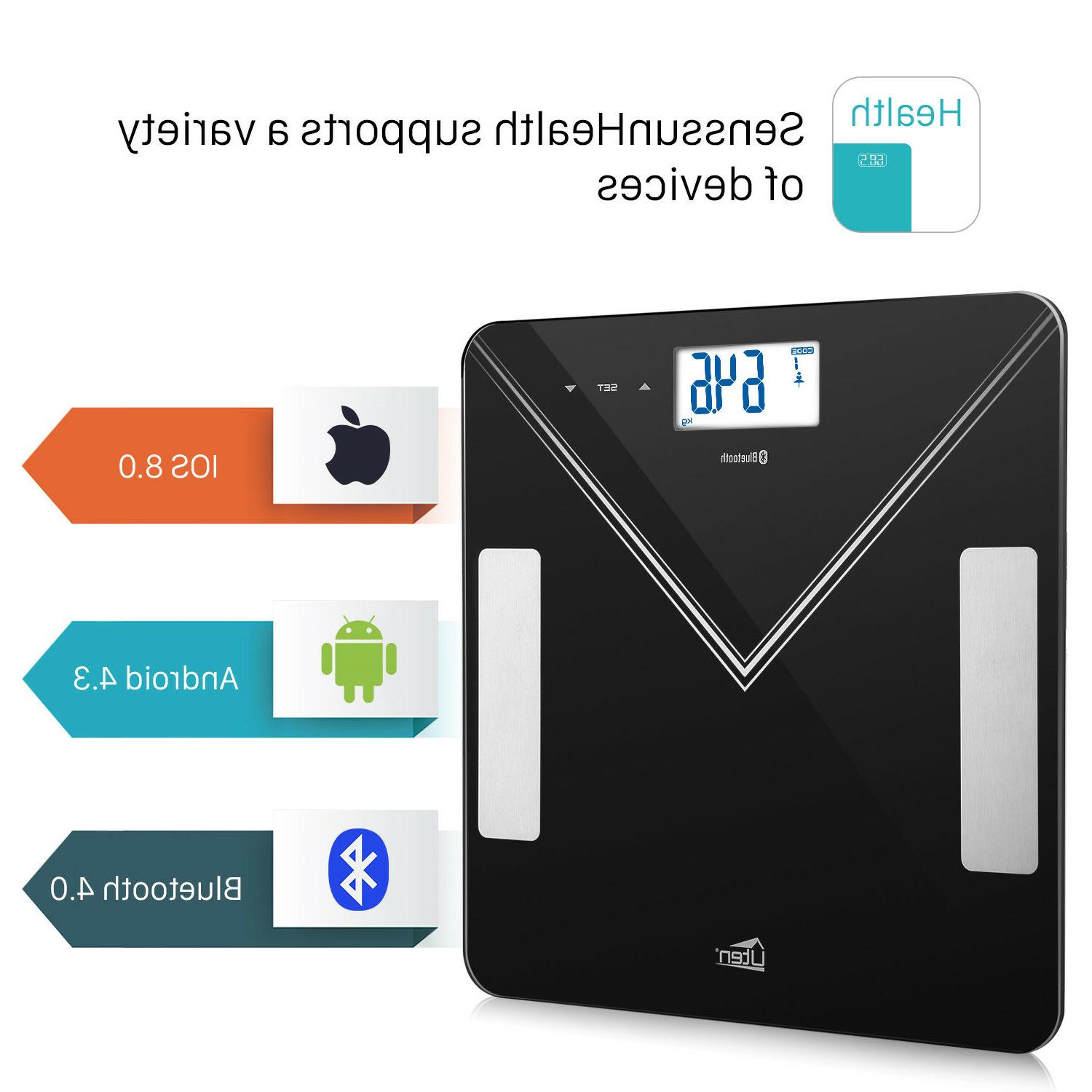 Bluetooth Scale Bathroom Scale