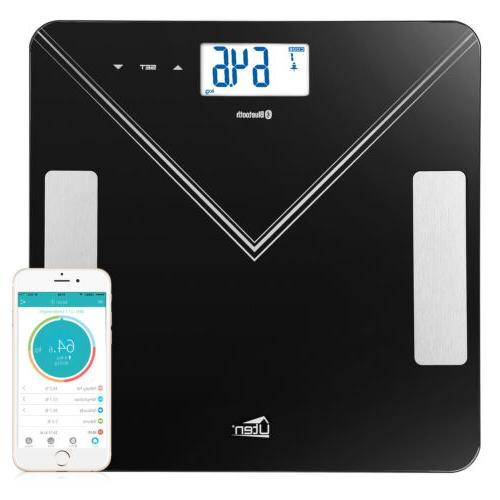 Smart Scale Bones Digital Fitness APP US