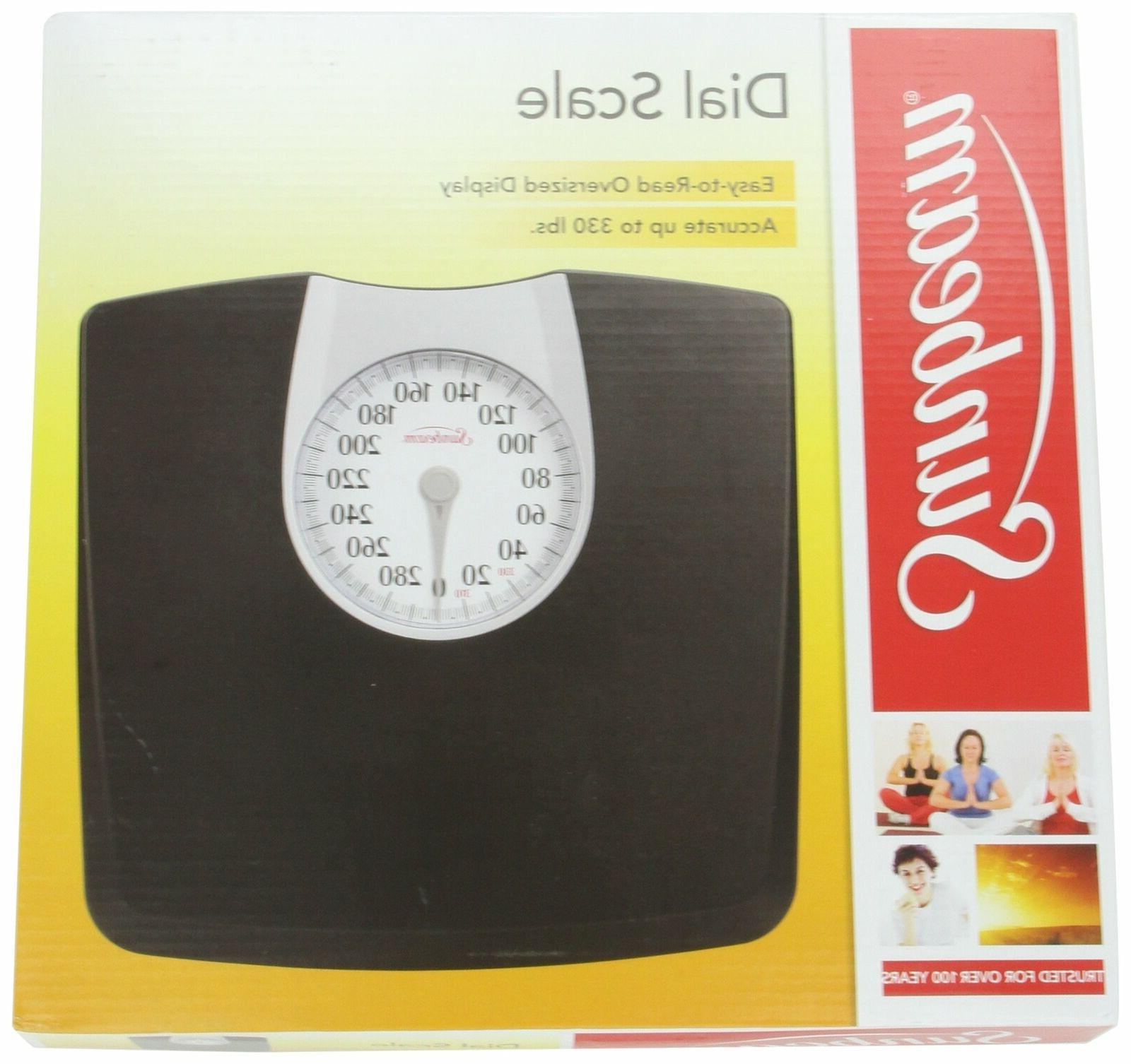 Body Bathroom Fitness Analog Dial Weighing