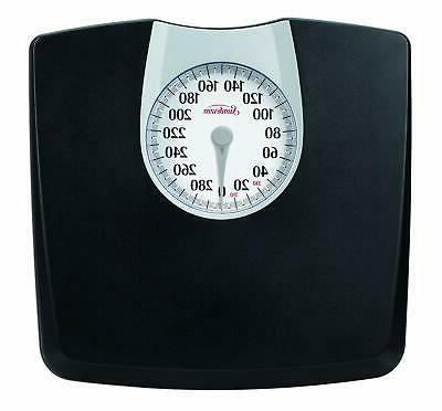 Body Weight Scale Fitness Health Bathroom Analog Mechanical