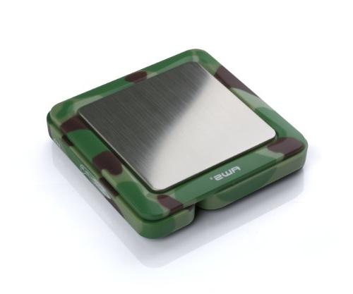 Camo Digital Pocket Scale, by G - American -