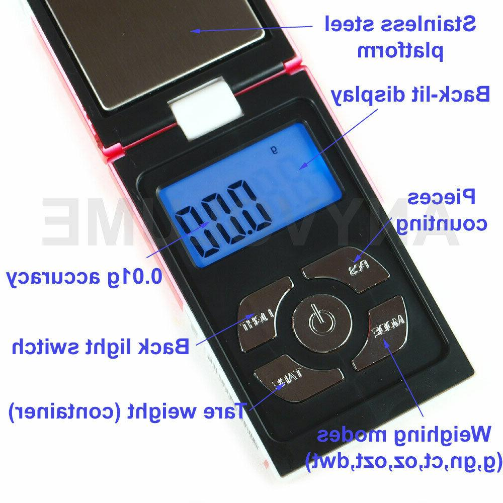 Clearance Digital Scale x 0.01g Jewelry Coin