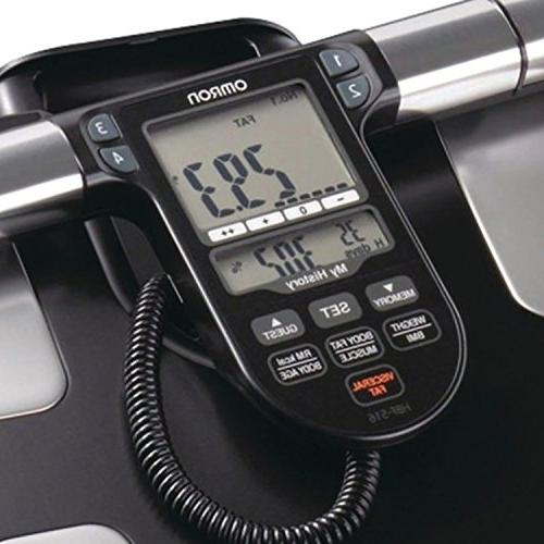 Omron with 7 Fitness Indicators Memory